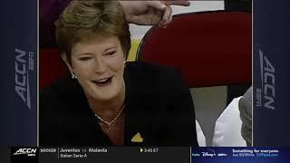 Duke Women's Basketball vs Tennessee Lady Vol's 2002