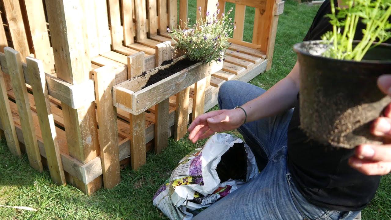 Spielhaus Gartenhaus Fur Kinder Selber Bauen Aus Paletten