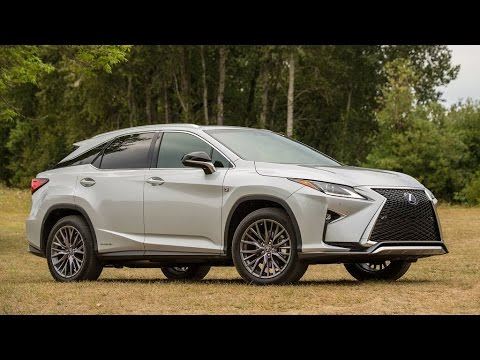 2016 lexus rx 450h f sport review rendered price specs release date youtube. Black Bedroom Furniture Sets. Home Design Ideas