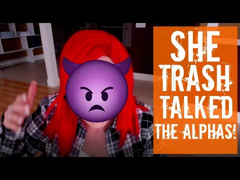 My BAD REVIEW Of Renae Christine - She Trash Talked The Alphas!