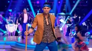 Strictly Pros Dance To The Wild Boys/Girls Just Want To Have Fun   Strictly 2015   BBC One