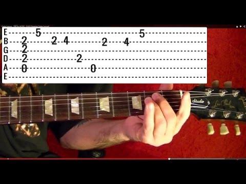 NOVEMBER RAIN - Guns N Roses - Guitar Lesson