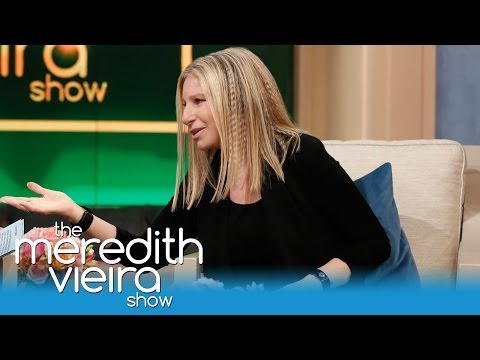 Barbra Streisand Reveals When She Fell For James Brolin  The Meredith Vieira