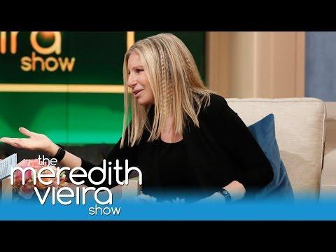 Barbra Streisand Reveals When She Fell For James Brolin | The Meredith Vieira Show