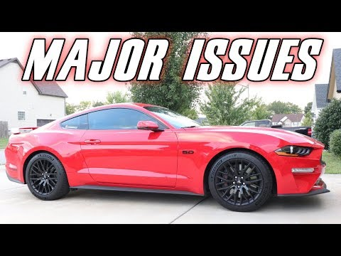FORD SCREWED UP! - Mustang GT MAJOR ISSUES and SHIFT FORKS