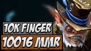 Dota 2 Gameplay - Midone Meepo playing with 10K Fingers