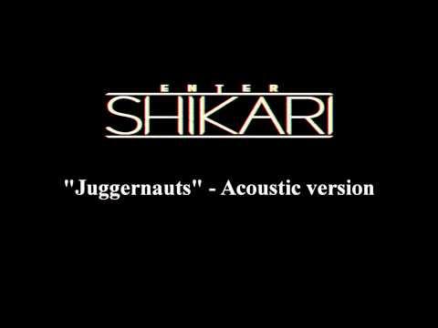 Enter Shikari - Juggernauts (Acoustic) NME Session