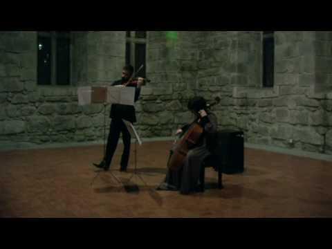 Handel-Halvorsen Passacaglia for Violin and Cello