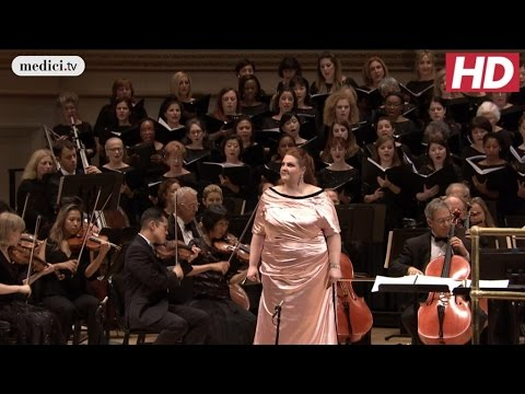 "Tamara Wilson - I due Foscari I: ""Tu al cui sguardo onnipossente"" - Verdi: Tucker Opera Gala 2016"