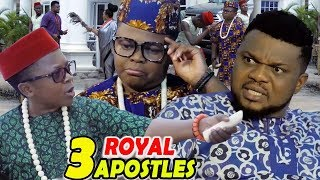 3 Royal Apostle Season 5 amp 6 -  Ken Erics  Chinedu Ikedieze  2019 Latest Nigerian Movie
