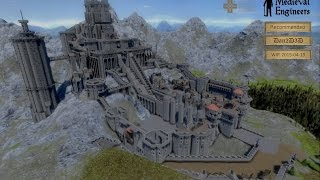 Dan2d3d's Medieval Engineers Castle