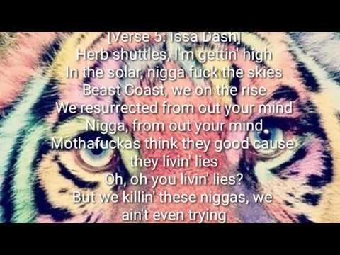 The Underachievers- Herb Shuttles Lyrics