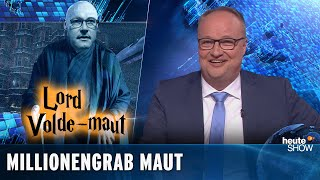Andreas Scheuers Maut-Desaster: Untersuchungsausschuss! | heute-show vom 25.10.2019