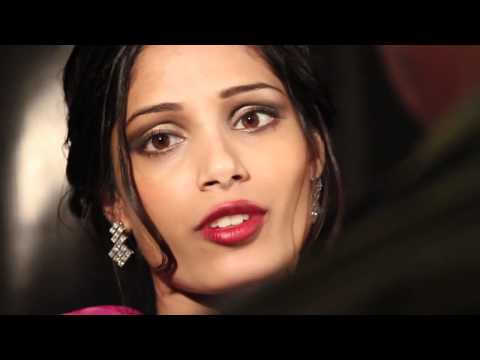 Freida Pinto interviewed after the 2010 TIFF Premiere of Julian Schnabel's Miral (1 of 2)