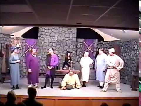 Apology For a Pedlar (St. Peters ACTII Community Theatre 2001)