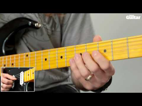 Guitar Lesson: Learn how to play The Stone Roses - All For One