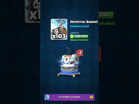 First time opening Lightning Chest. Clash Royale