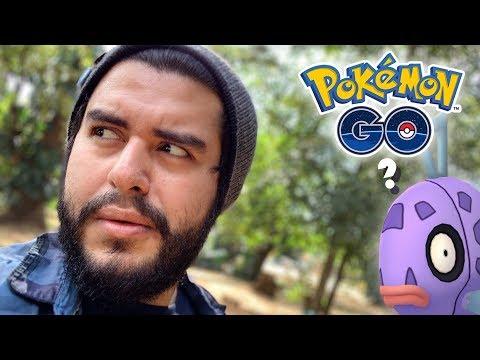 LA GRAN BUSQUEDA DE FEEBAS SHINY!! | 1023 | POKEMON GO thumbnail