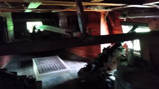 Jamestown VA Susan Constant Go Pro Below Decks