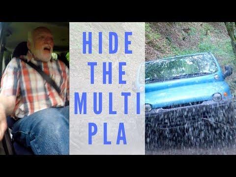 How I Bought Harold's Multipla