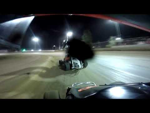 Delta Speedway 10/26/19 Jr Sprint Main Cash GoPro
