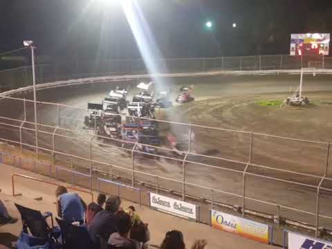 Plaza Park Raceway 8/24/18 Restricted Main
