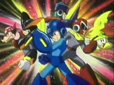 Rockman 8 Electrical Communication [Full Opening]