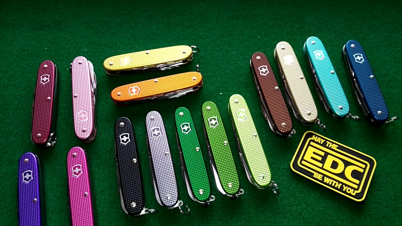 Victorinox Alox Farmer Youtube