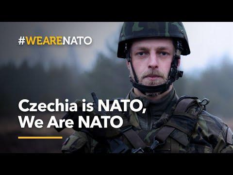 The 🇨🇿Czech Republic is NATO, We Are NATO - #WeAreNATO