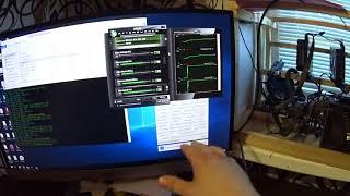 Тест в майнинге GTX 1060 3gb JetStream и Super