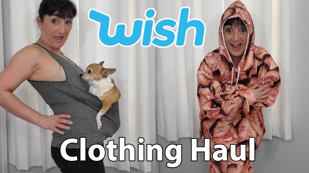 Wish Clothing Haul | 9 More Items | Some Super Scores