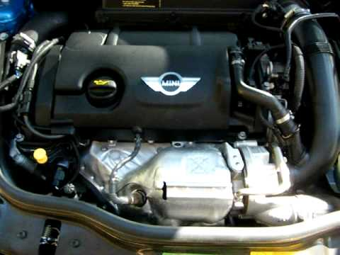 Mini Cooper S Engine Start From Cold