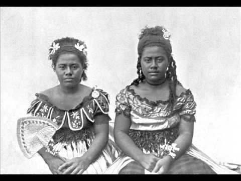 Songs from the South Seas Atolls  Tonga  Salesi Kaufusi 5