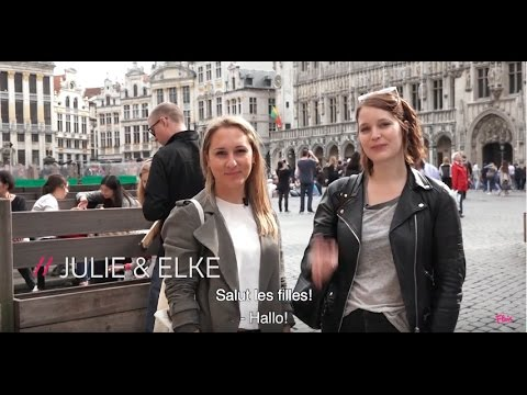 Défi dans Bruxelles: visiter nos adresses préférées en 1 heure!