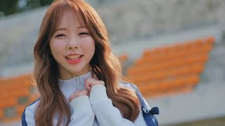"""[MV] 이달의 소녀 (LOONA) """"Hi High"""" sped up but every time vivi gets a line it slows down"""