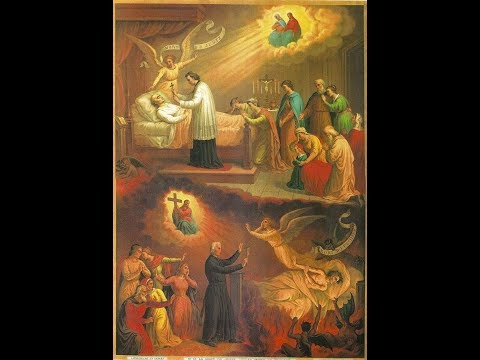 Four Last Things: Death ~ Fr. Ripperger