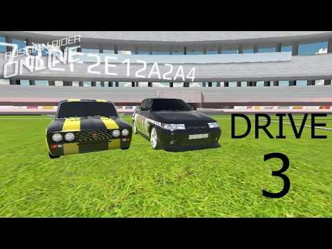 Фильм DRIVE (Russian RaiderOnline ) #3
