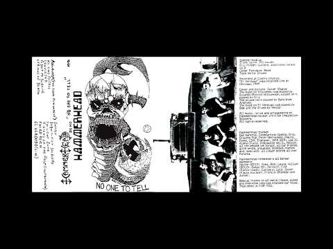 HAMMERHEAD No One To Tell (Demo 1991)