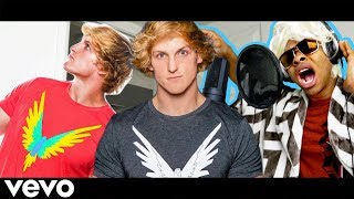 LOGAN PAUL DISS TRACK (MY MOM ROASTED LOGAN PAUL)