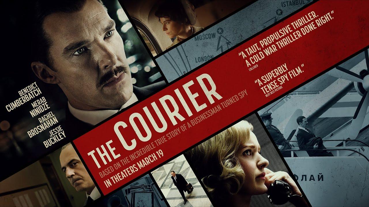 Benedict Cumberbatch in The Courrier trailer