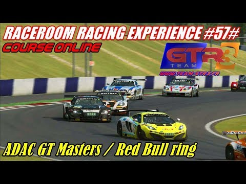 RaceRoom Racing Experience #57# Course online # ADAC GT Masters / Red Bull ring