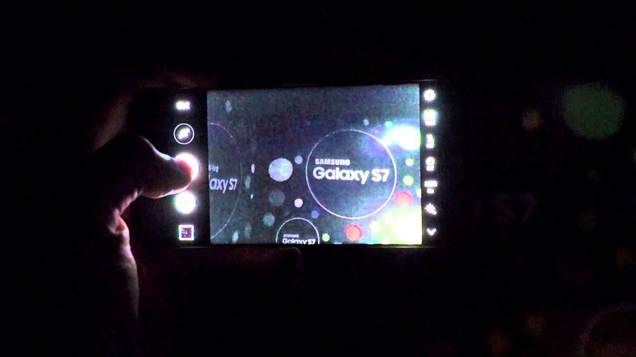 Samsung S7 Kamera Test