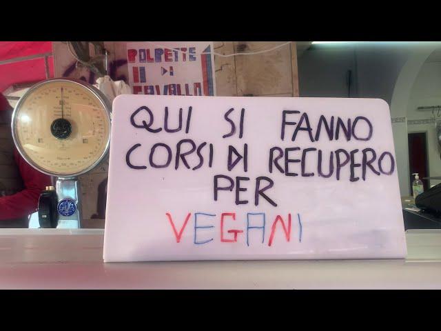 """Perle"" catanesi - Sulu a Catania: corsi di recupero per vegani😅"