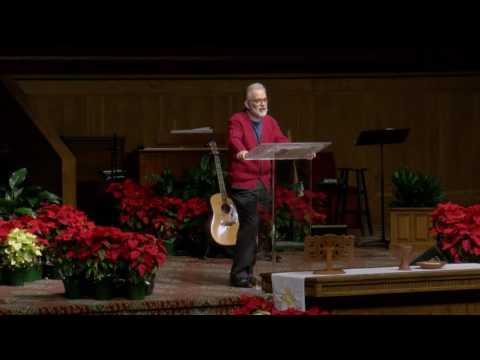 Sermon - 01/01/2017 - Pastor Dan Scott - Christ Church Nashville