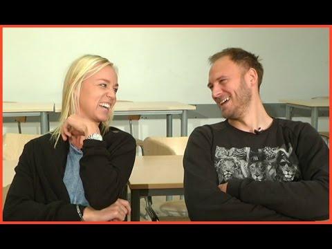 """""""Är du känd i Påarp?"""" – Caroline Seger och Andreas Granqvist i unikt reportage"""
