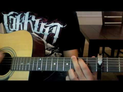 How To Play Paramore The Only Exception Guitar Youtube
