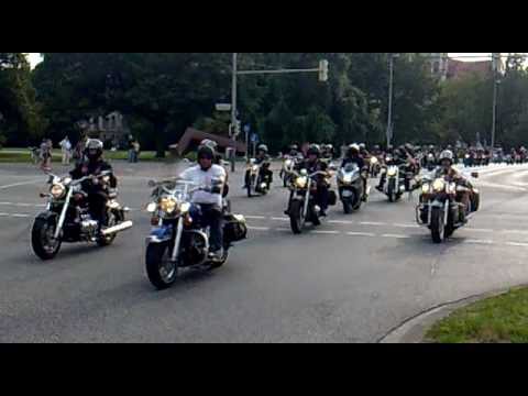 Motorradclubs in Hannover ( 8. Black Forest Run)