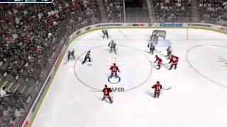 Обзор игры NHL 2009 хоккей