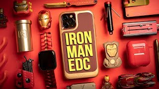 What's In My Pockets Ep. 27 - Iron Man EDC (Red/Gold Everyday Carry)