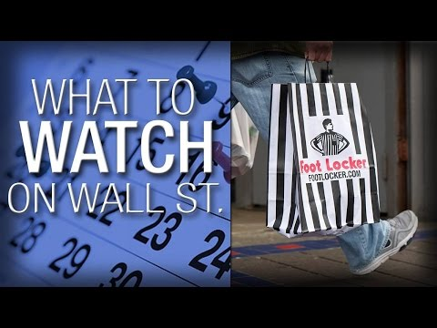 What to Watch Friday: Footwear Retailer Releases Quarterly Data